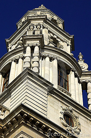 Close-up from Whitehall