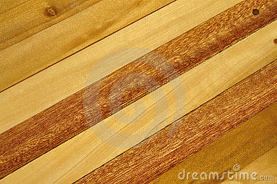 Close-up Of Wood Strip Bow Deck Of Wooden Boat Stock Photos - Image: 20452143