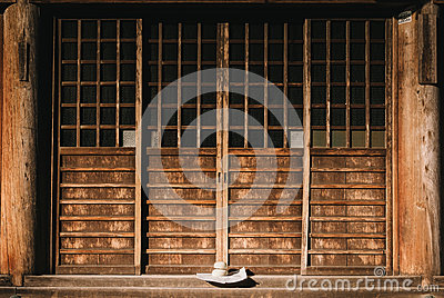 Closed Brown Wooden Gate Free Public Domain Cc0 Image