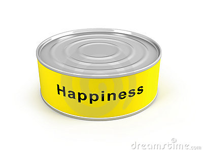 Closed canned happiness