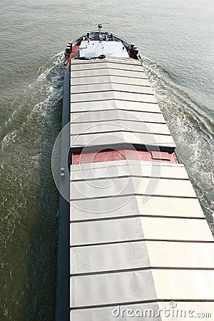 Closed Cargo Ship