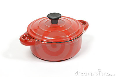 Closed casserole