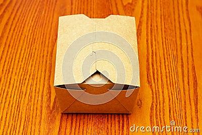 Closed container carton