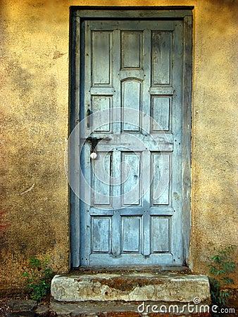 Free Closed Door Stock Photography - 2479822