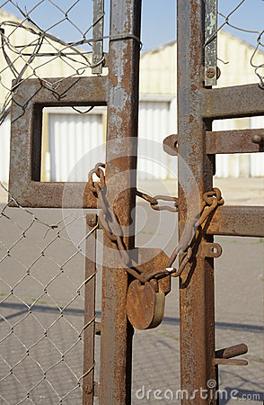 Free Closed Industrial Factory Stock Images - 31705724