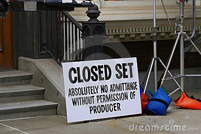 Closed Set movie