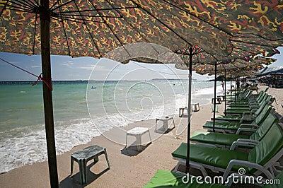 Closely, Lan island, Pattaya, Thailand