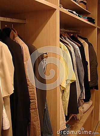 Free Closet 02 Stock Photo - 485040