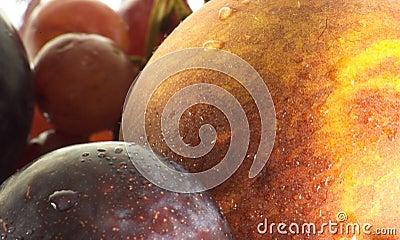Closeup fruit
