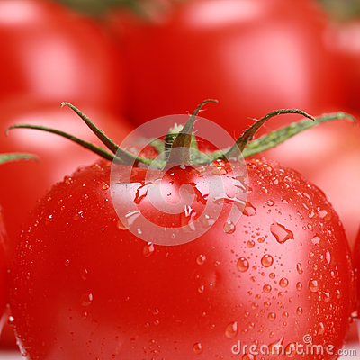 Free Closeup Of A Tomato Royalty Free Stock Images - 26993329