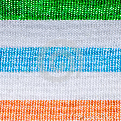 Free Closeup Of Colorful Striped Textile As Background Or Texture Stock Images - 36703814