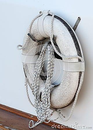 Free CloseUp Of Rescue Ring Stock Photos - 16600153