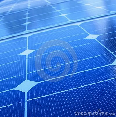 Free Closeup Of Solar Panels Royalty Free Stock Images - 1689879