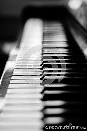 Free Closeup On Piano Royalty Free Stock Photography - 26222947