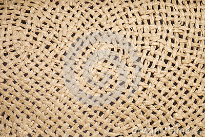 Closeup seamless fiber wicker