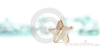 Closeup star