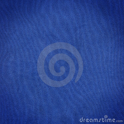 Cloth blue fabric