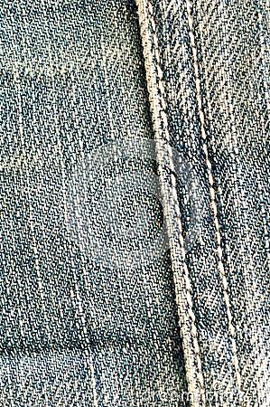 Cloth jeans stripes