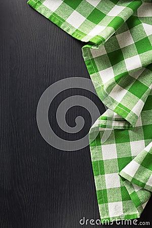Free Cloth Napkin On Wooden Royalty Free Stock Photo - 108789315