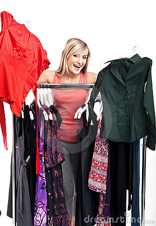 Free Clothes Stock Photography - 10420832