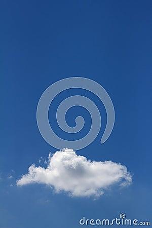 Free Cloud Royalty Free Stock Image - 15538356