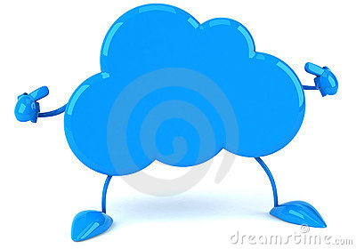 Cloud Royalty Free Stock Photography - Image: 22761867