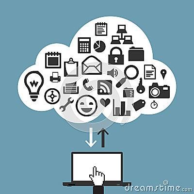 Cloud App Concept