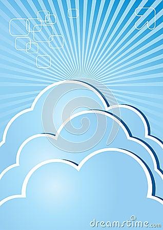 Cloud Brochure Internet