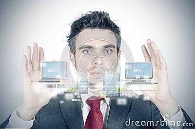 Cloud compute concept