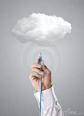 Free Cloud Computing Stock Images - 25917664