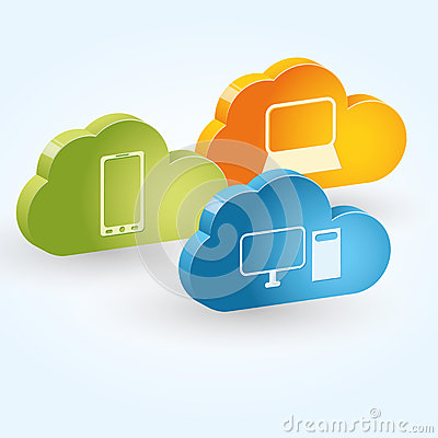Free Cloud Computing Stock Images - 27902484