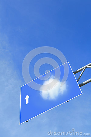Cloud Computing Concept Royalty Free Stock Photography - Image: 25702977