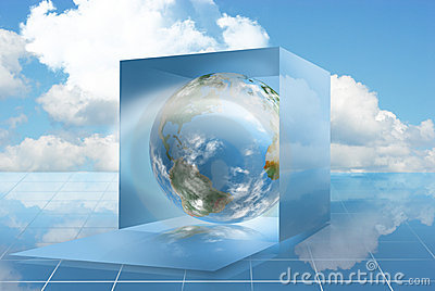 Cloud computing in a dropbox