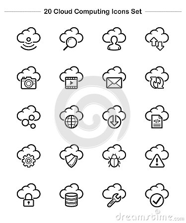 Chop it like its hot together with Train engineer furthermore Stock Illustration Cloud  puting Icons Set Line Thickness Icons Illustration Your Web Page Presentation Design Products Fully Scalable Image62380631 as well Ex les moreover 493536793. on smart home design download