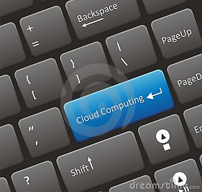 Cloud Computing Keyboard
