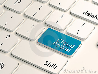 Cloud computing power