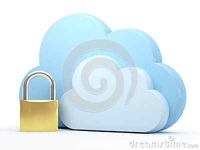 Cloud computing, security