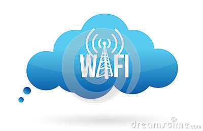 Cloud computing wifi
