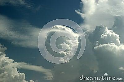 Cloud - face 2