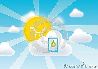 Cloud Mobile Shopping
