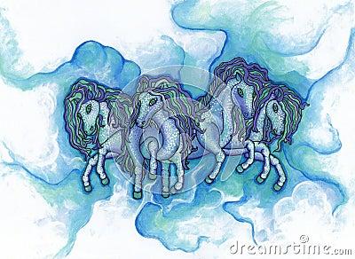 Cloud Ponies