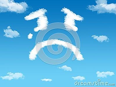 Cloud sad