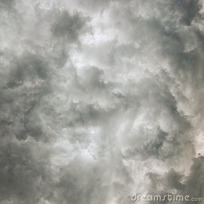 Cloud texture night sky before the storm