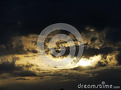 Cloud twilight