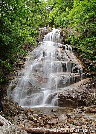 The Cloudland Falls