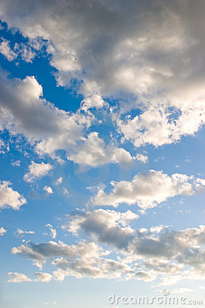 Free Clouds Before Sunset Royalty Free Stock Photos - 6566248