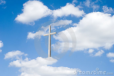 Clouds and Cross