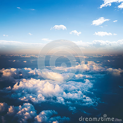 Free Clouds In Sky Atmosphere Panorama Royalty Free Stock Photos - 95413218