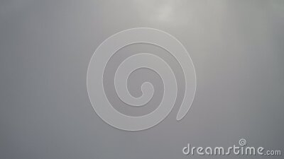 Clouds in the rainy season stock footage