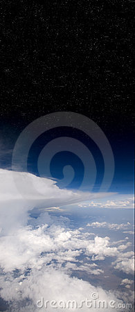 Clouds and Space